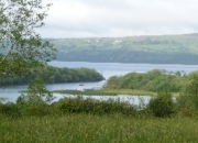Lough Allen Views in a 5 minute stroll from Luxury Camp Site