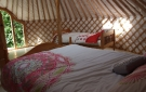 Sunrise Sanctuary Celtic Yurt. Yurts in Ireland.