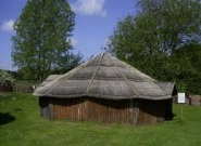 A Celtic Round House