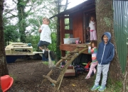 Family Friendly luxury Glamping