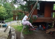 Family Friendly Glampsite - irelandglamping.com