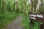 Walking In Ireland, Family Friendly National Nature Reserve. Global GeoPark.