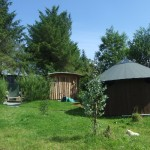 Communal Facilities at Family Friendly Luxury Camping Holidays in Ireland, Leitrim.