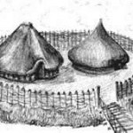 Crannog Illustration.