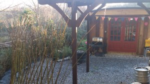 2014 - irelandglamping, hazle hurdles,willowfedges,orchard,yurts 393