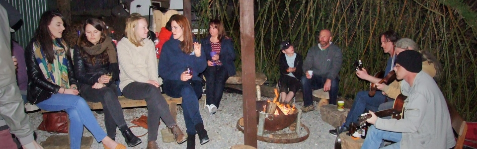 2015 – Music, BBq's and Campfires held at Pink Apple Orchard galmpsite (4)