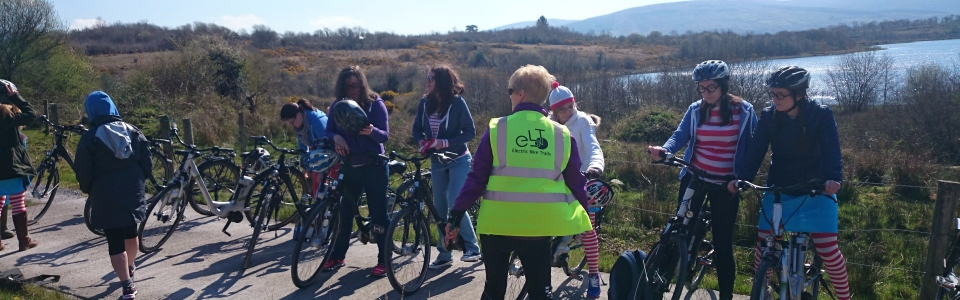 2015 – Themed Hen Parties – Where's Wally. Electric Bike Hire from irelandglamping 018