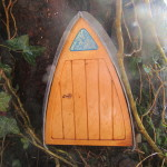 Fairy's have Landed in Leitrim, Fairy Doors, Family Glamping
