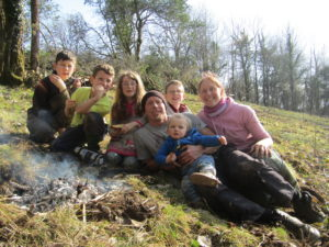 Family Run Glampsite in Leitrim