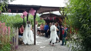 2016 - Hen Party Activities! Glamping Hen Party Ideas.