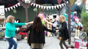 2016 - Hen party Events at PAO Glampsite 013